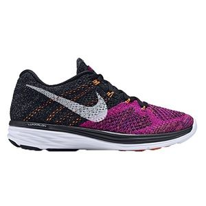 Nike Women's FlyKnit Lunar 3 Running Shoes